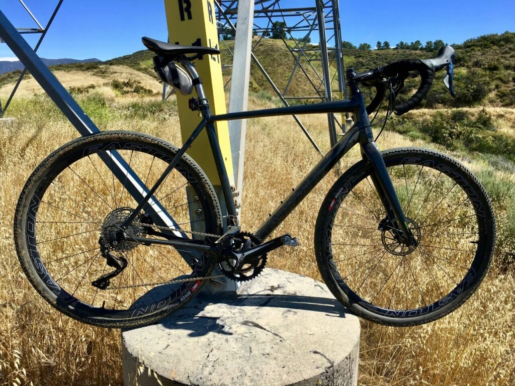 Cannondale Topstone with upgraces