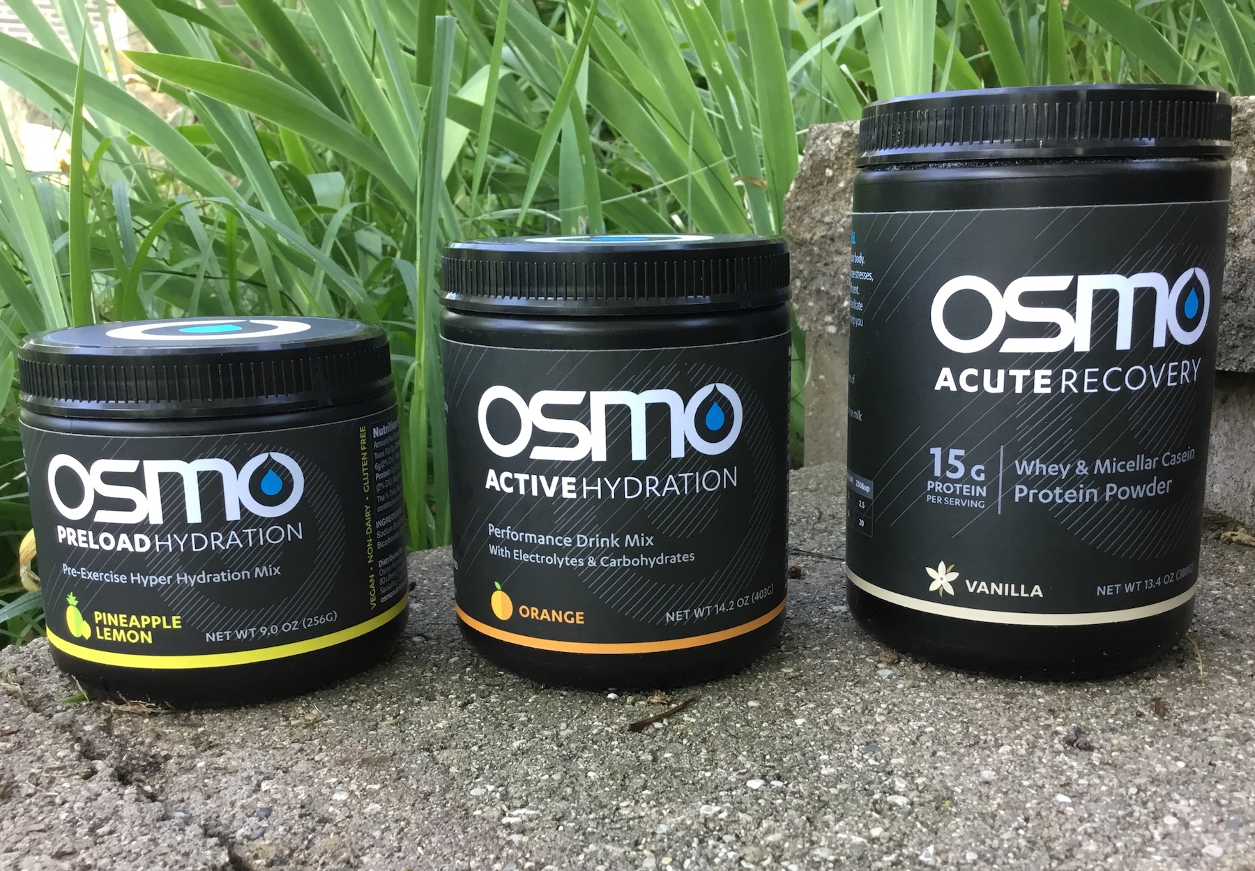Osmo Nutrition: Quick Review