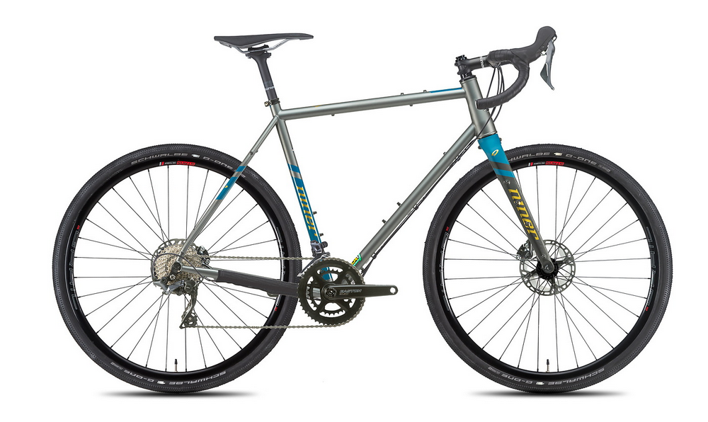 Gravel Grinder News: Debuts From Niner Bikes, Zipp, Muc Off, Salsa Cycles