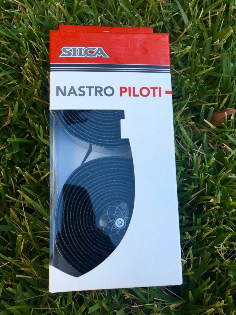 Silca Nastro Piloti bar tape in the box