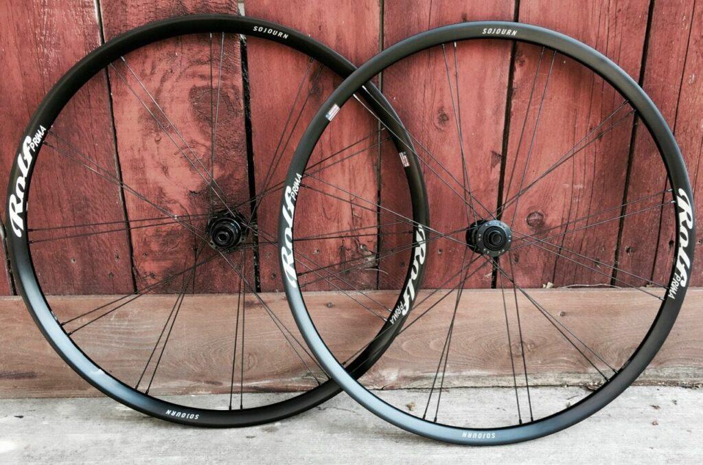Rolf Prima Sojorn wheel set