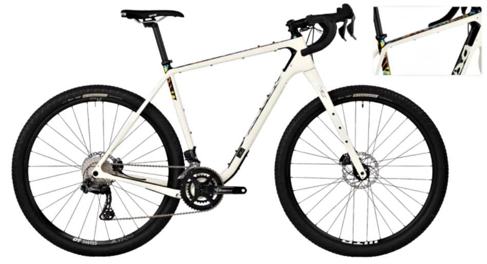 Range topping Carbon Cutthroat GRX Di2 810