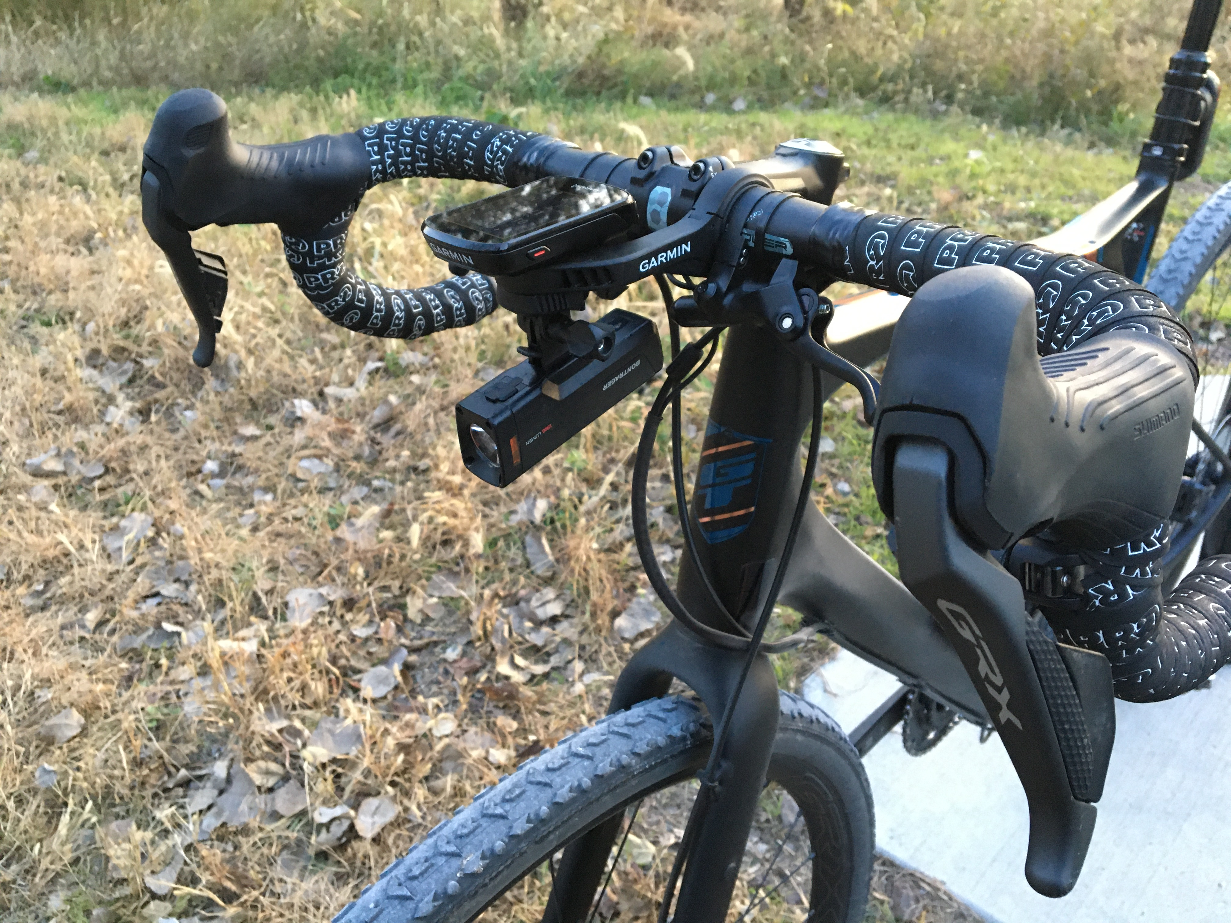 Shimano GRX Di2 Components: Getting Rolling