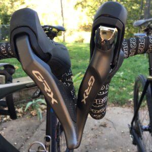 GRX lever comparison