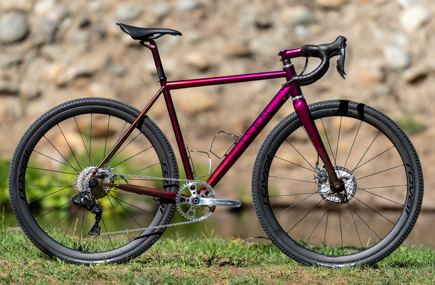 Gallery: Bikes of the Roval Terra Press Camp