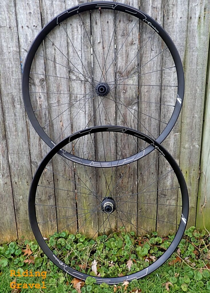 HED Eroica GP Disc Wheel Set