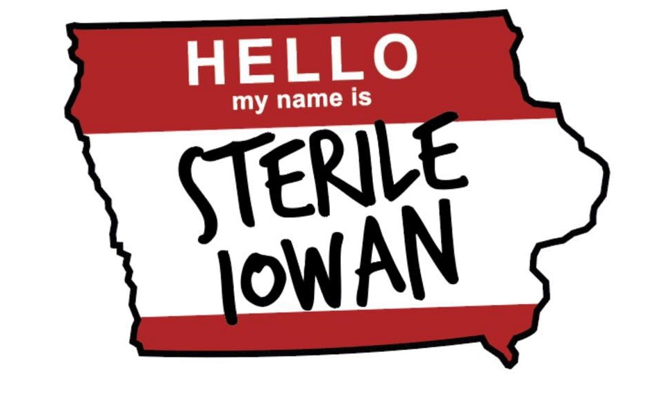 Featured Event: Sterile Iowan