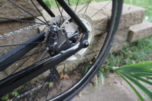 Shimano GRX brakes