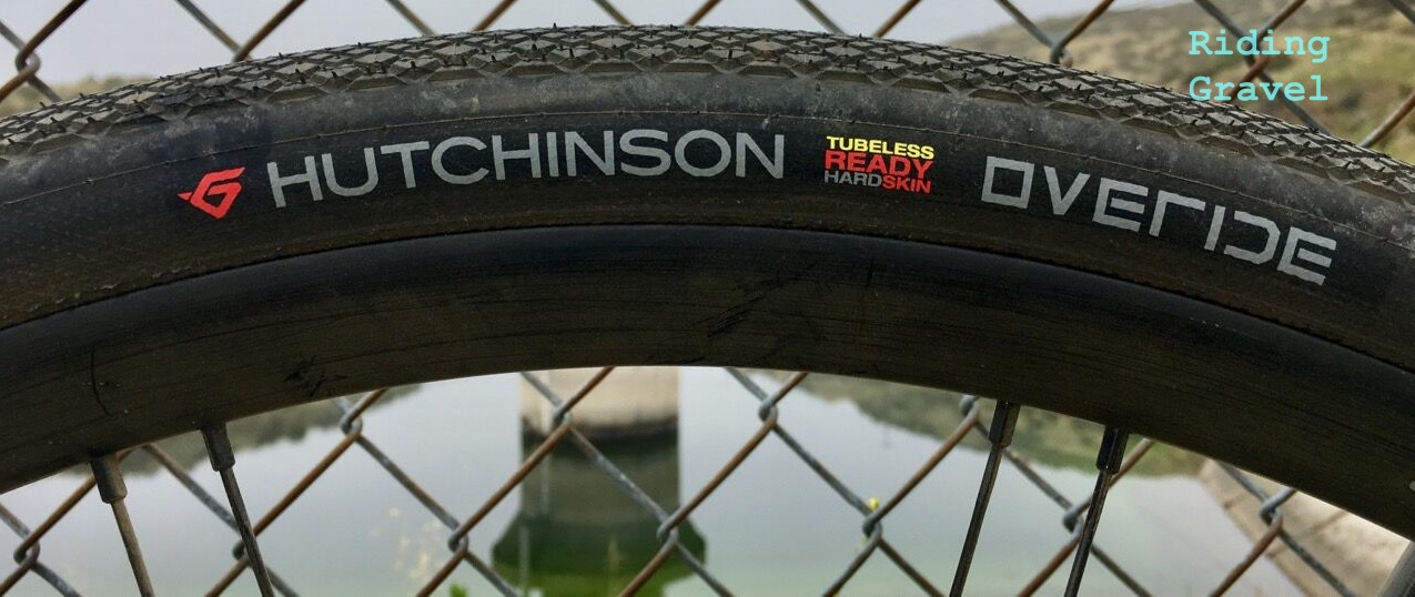 Hutchinson Overide Tires: At The Finish