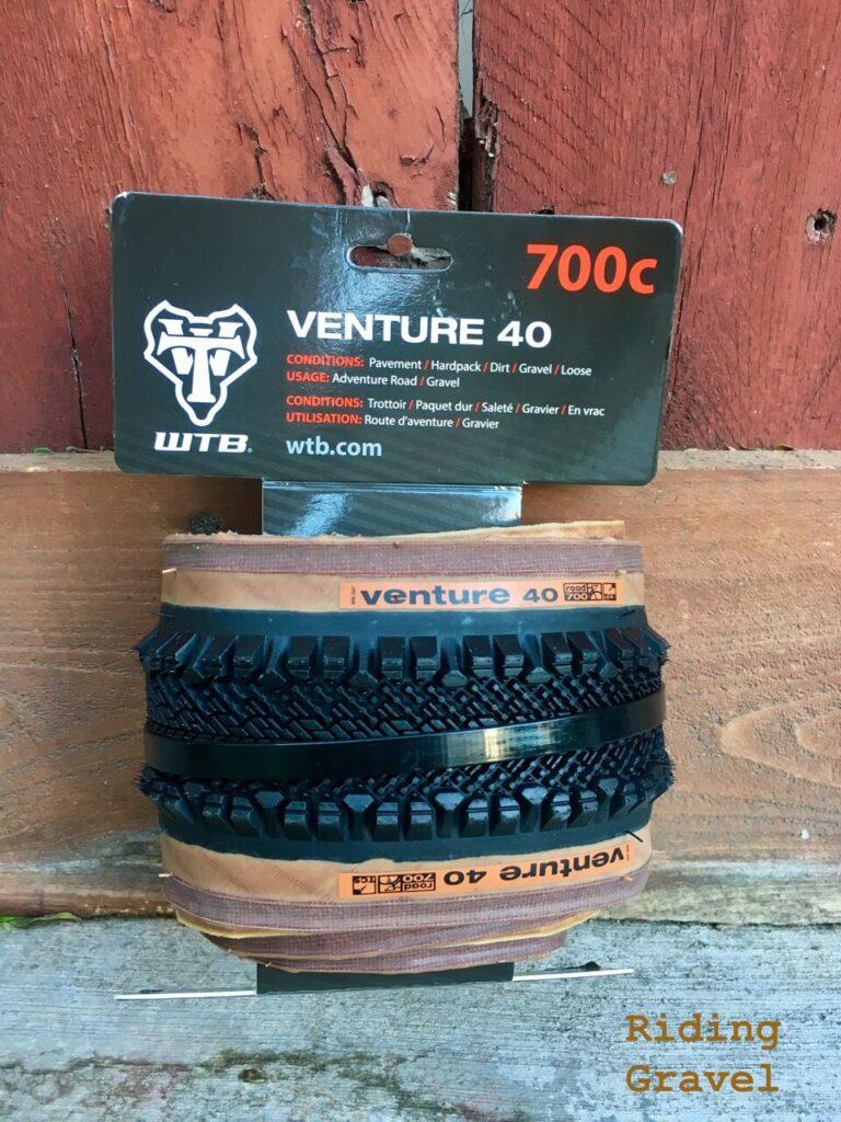 700 X 40mm Venture tire