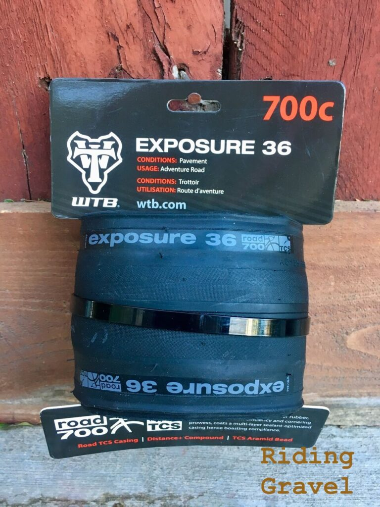 700 X 36mm Exposure tire