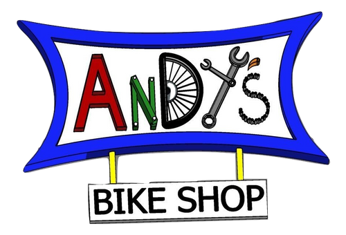 Andy's Bike shop Logo