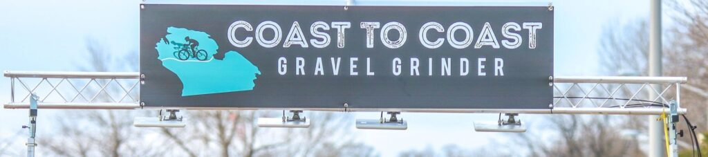 Banner image for Coast To Coast gravel event