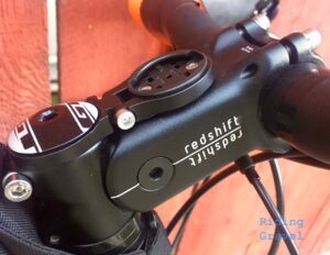 Red Shift Sports Shock stop stem