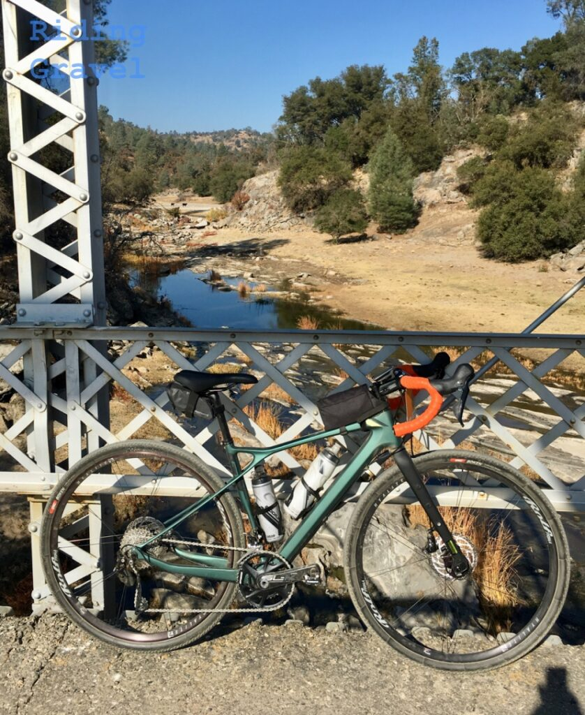 GT Grade on a bridge in rural location