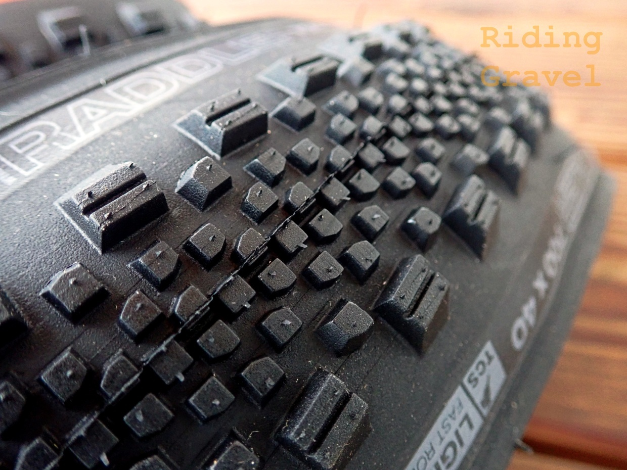WTB Raddler Tires: Getting Rolling